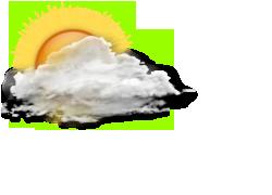 Djelomično oblačno