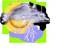 Mjestimične grmljavinske oluje